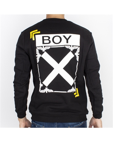 FELPA BOY LONDON BLU6762