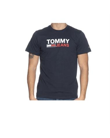 T-SHIRT TOMMY JEANS DM0DM10214